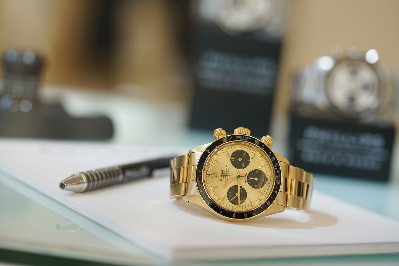 Rolex Patek Phillips Phillips Watches To Host Private Sale Exhibition In
