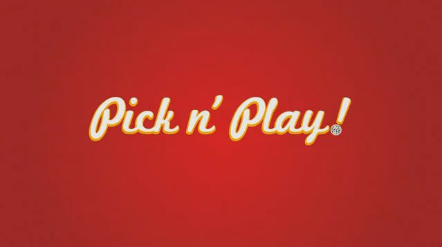 McDonald's: Interactive Pick N' Play Billboard