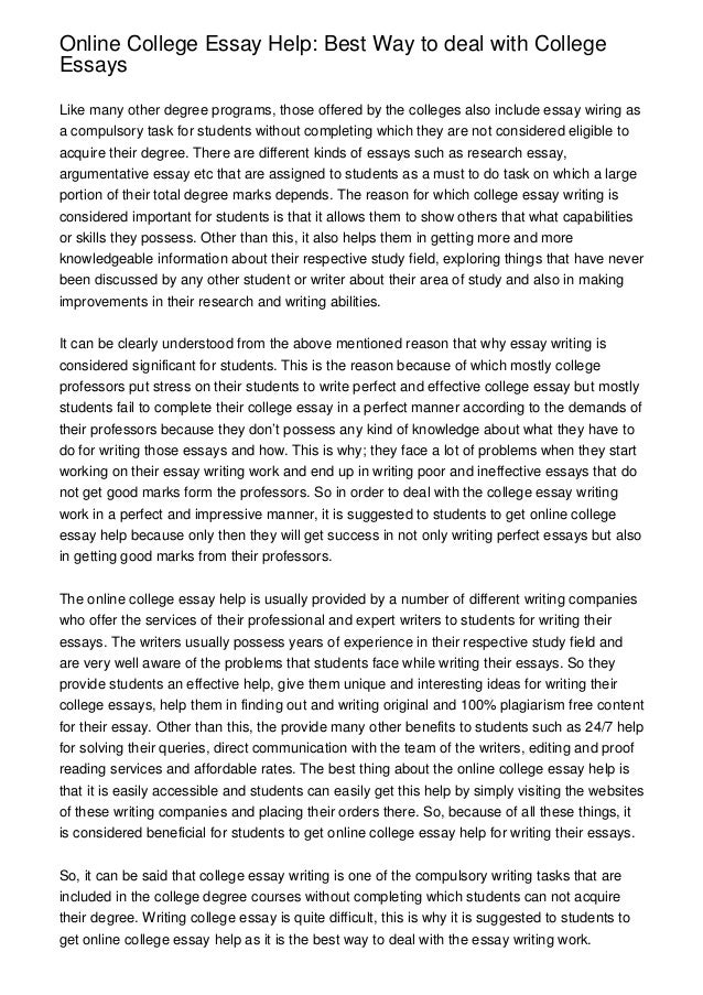Can someone write my college essay college essay writing