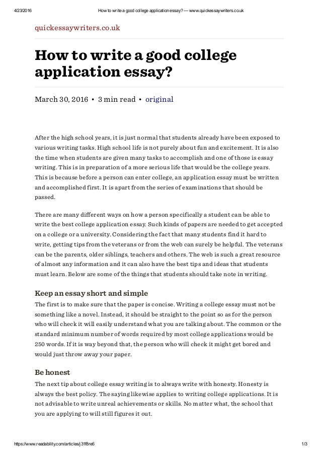 Help with write college application essay winning i need help