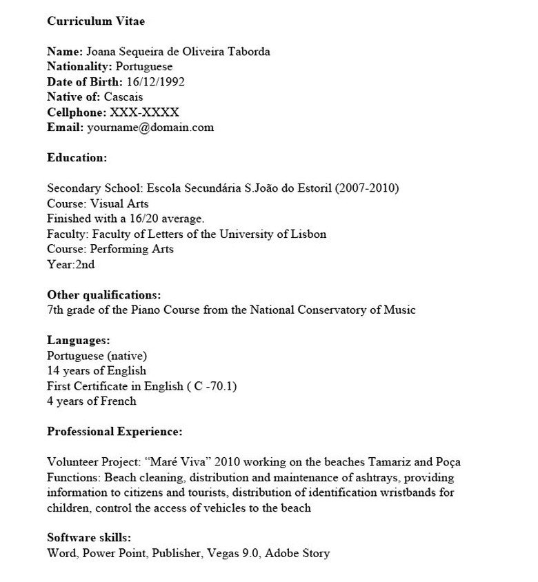 How to do my first resume best online writing service