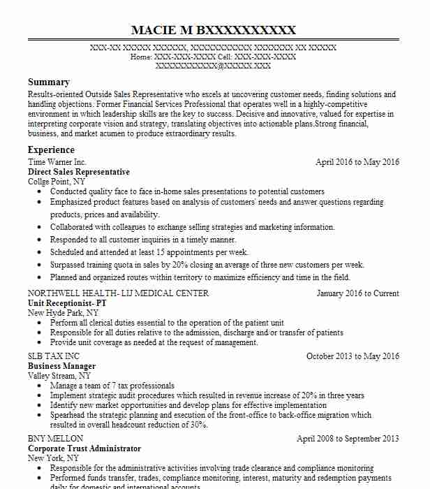 Objectives for sales resume cat essay writer