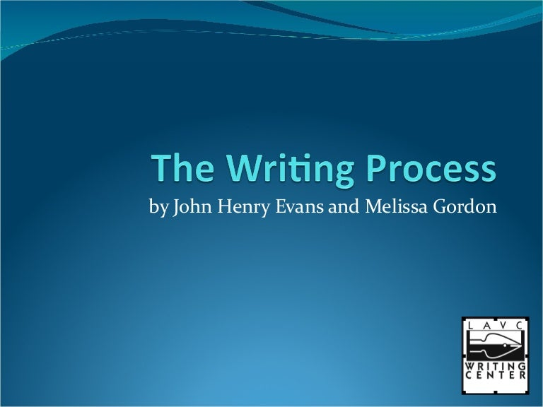 Research paper writing process ppt reflection on essay writing