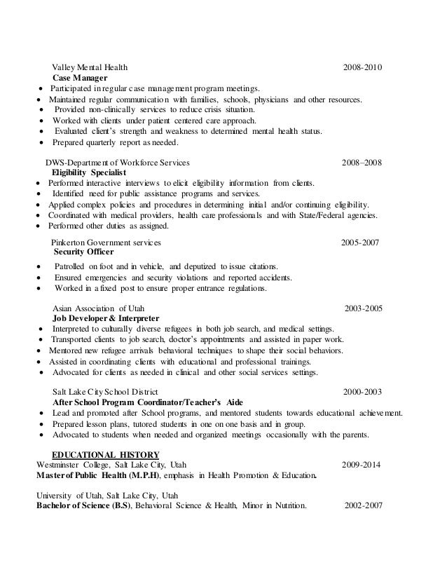 Resume for mental health case manager cheap essay writing services