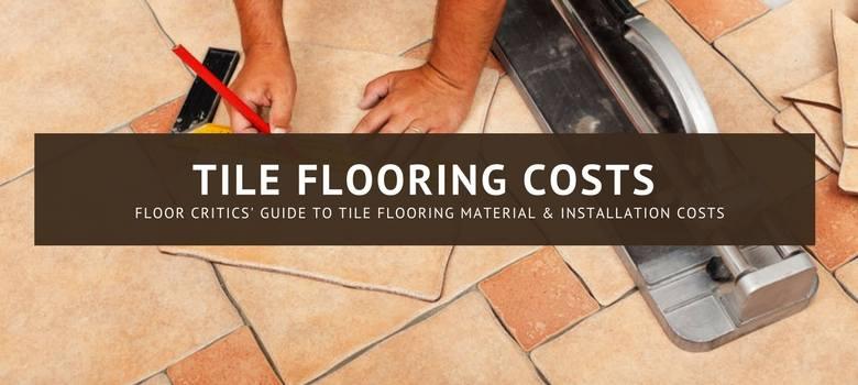Tile Installation Cost  Materials Prices 2019 Estimates, Averages