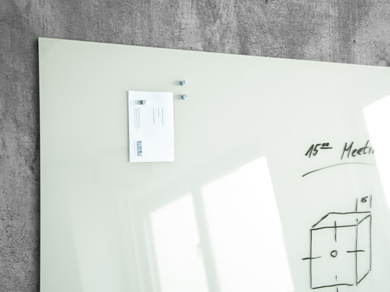 Magnet Tafel Für Küche Glas-whiteboards | Floordirekt.de
