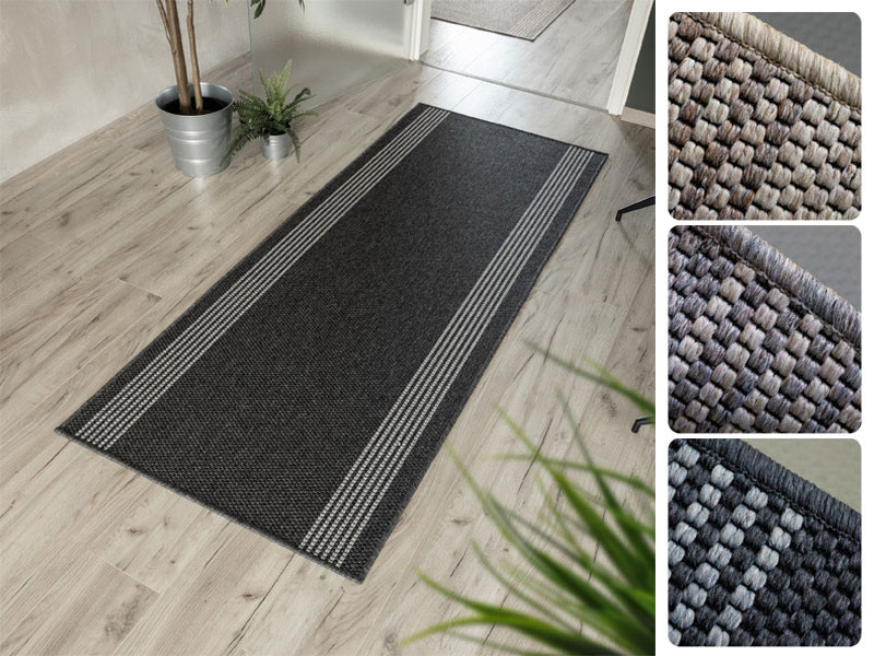 Sisal Optik Teppich Läufer Natura Floordirekt De