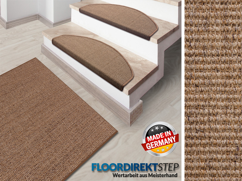 Sisal Läufer Sylt Kork Floordirekt De