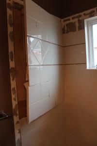Removing Old Shower Tile   Tile Design Ideas