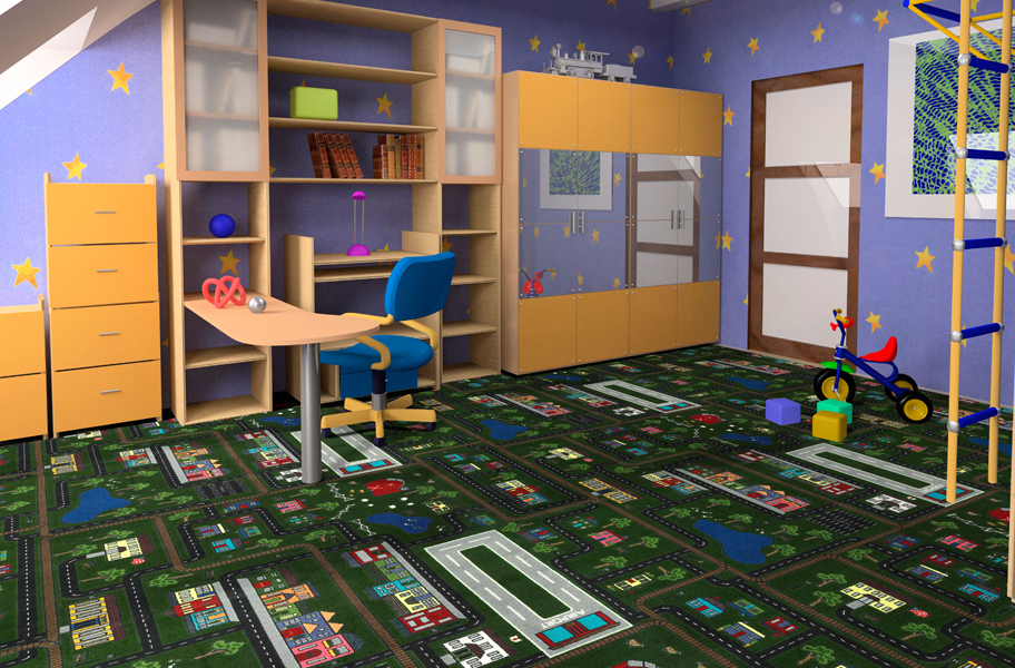 Kids 39 room flooring flooringinc blog for Tiles for kids room
