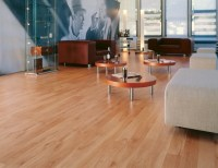 Warmer and Cozy Feel of Cherry Laminate Flooring ...