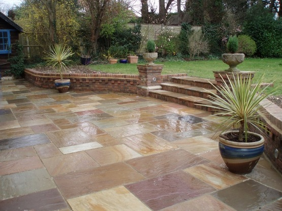 Outdoor Tile For Patio Creates Well Structured Outdoor Flooring Ideas Floor Design Trends