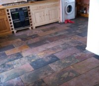 Natural Slate Flooring Ideas For Your House | Flooring ...