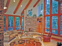 Home Plans with Vaulted or Volume Ceilings | House Plans ...