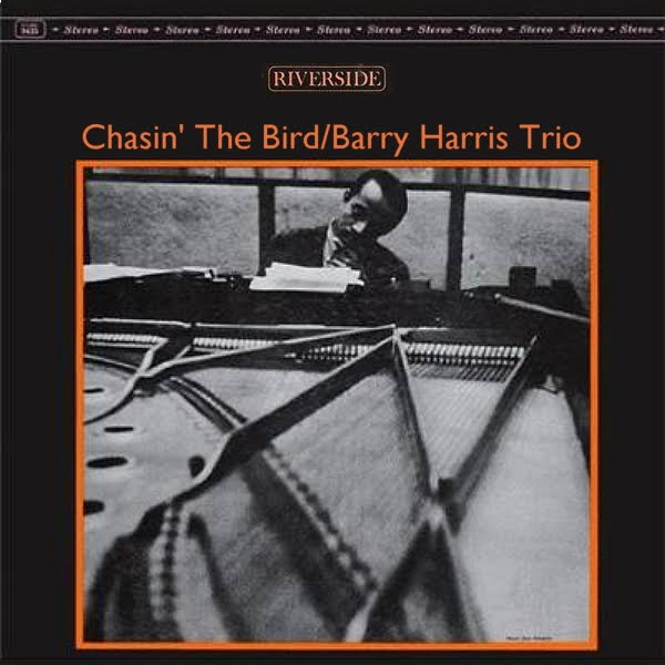 Chasin'the_Bird_(Barry_Harris_album)
