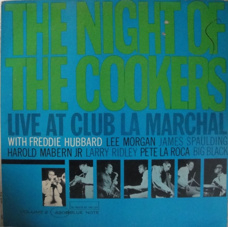 Freddie Hubbard - Night Of The Cookers