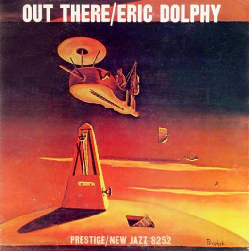 Eric Dolphy Out There