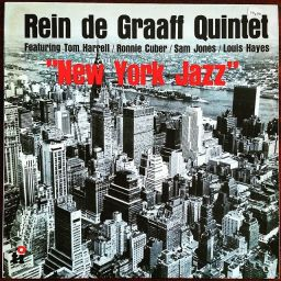 Rein de Graaff - New York Jazz