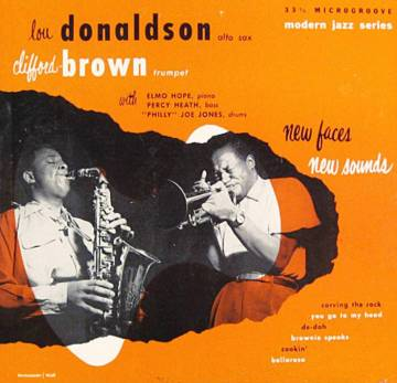 Lou Donaldson - New Faces New Sounds