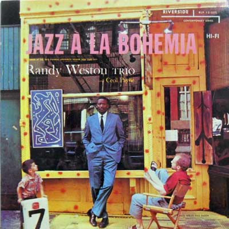 Randy Weston Trio with Cecil Payne - Jazz A La Bohemia