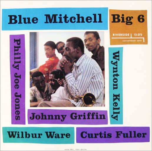 Blue Mitchell - Big 6