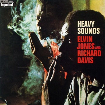 Elvin Jones And Richard Davis - Heavy Sounds