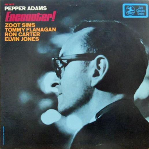 Pepper Adams - Encounter!