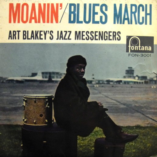 Art Blakey's Jazz Messengers - Moanin' / Blues March
