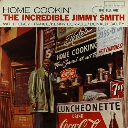 Jimmy Smith - Home Cookin'