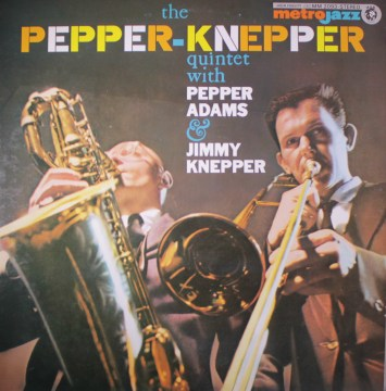 The Pepper-Knepper Quintet - The Pepper-Knepper Quintet