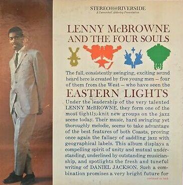 Lenny McBrowne - Eastern Lights