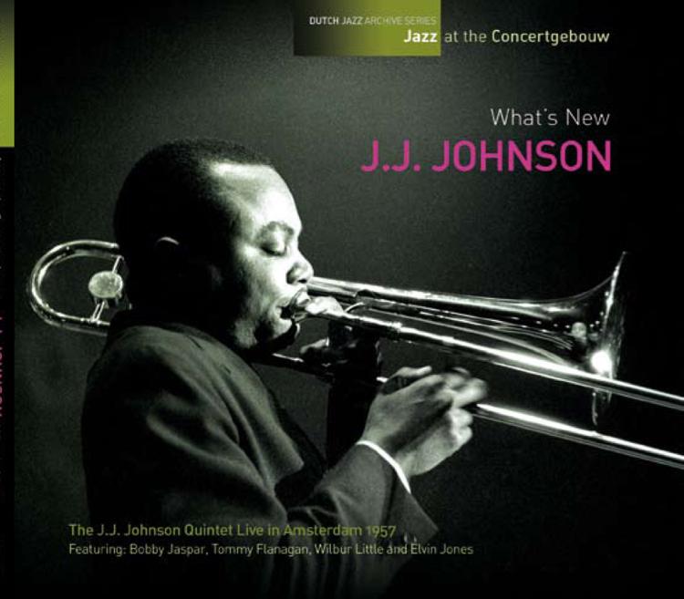 J.J. Johnson - DJA