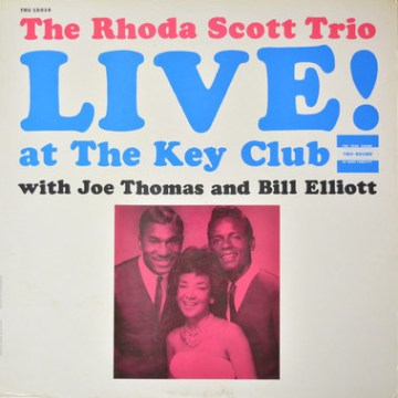 Rhoda Scott - Live At The Key Club