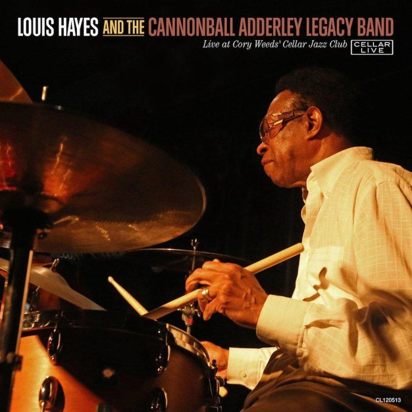 Louis Hayes - Live @ Cory Weeds' Cellar Jazz Club