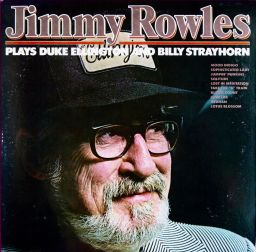 Jimmy Rowles - Plays Duke Ellington And Billy Strayhorn