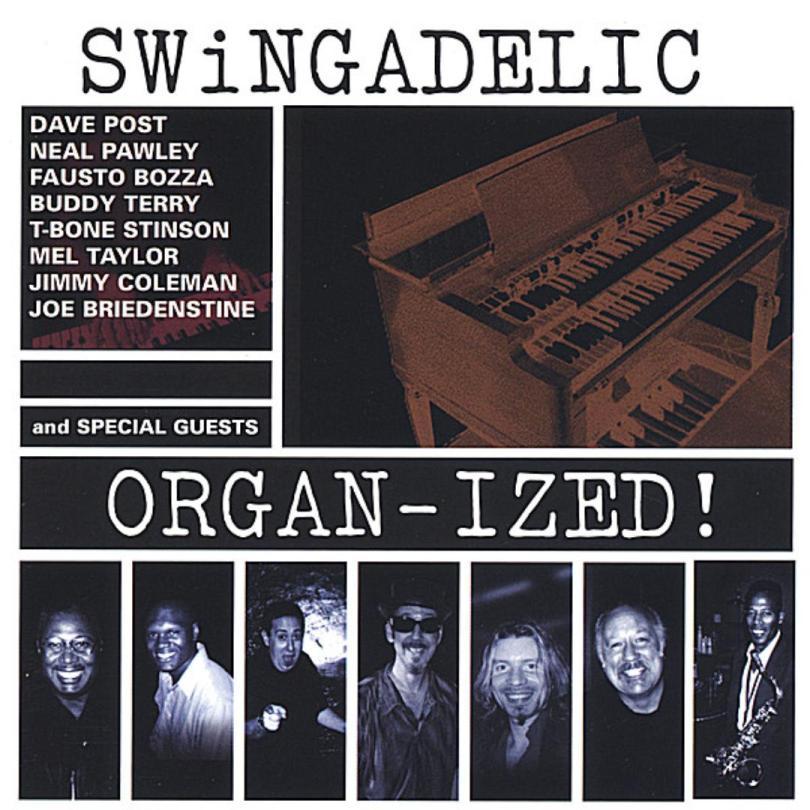 Swingadelic - Organ-ized