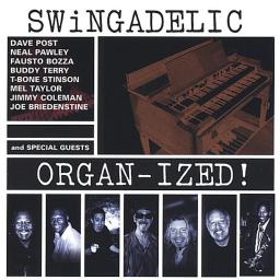 Swingadelic - Organ-ized