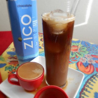 Coconut Water Mocha: Hangover Kryptonite