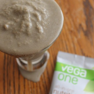 Chocolate Chai Protein Shake