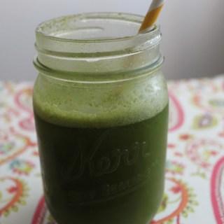 Mint & Cucumber Cooler Green Juice