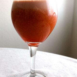 Pink Golden Grapefruit Juice