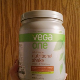 Chocolate Chai Coconut Water Protein Shake Thing