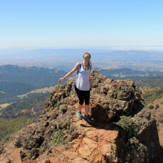 From the Weekend {Mount Diablo Hike}