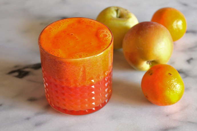 raspberry tangerine juice