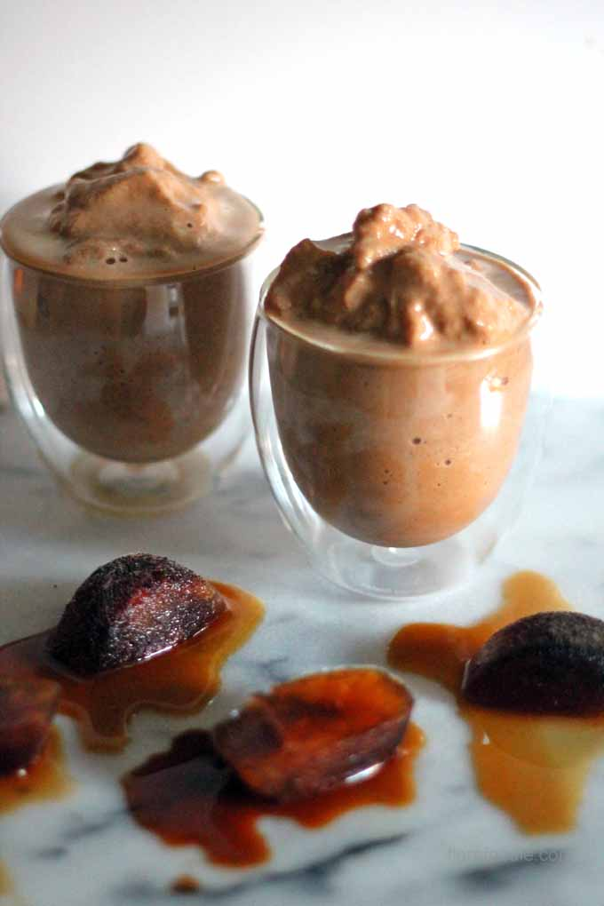 cold brew coffee protein smoothie