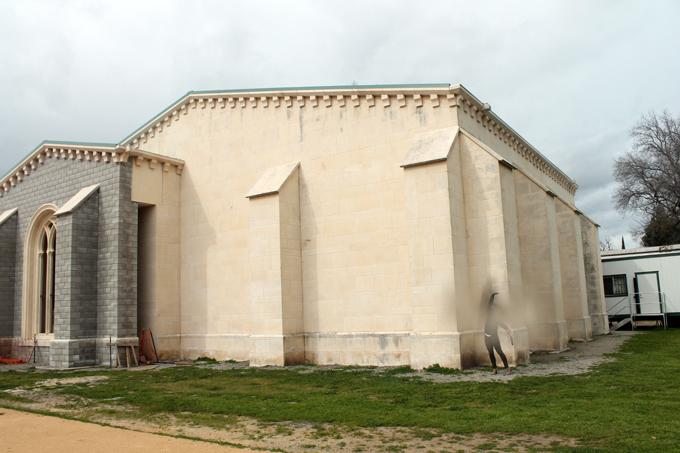 new clairvaux monastery