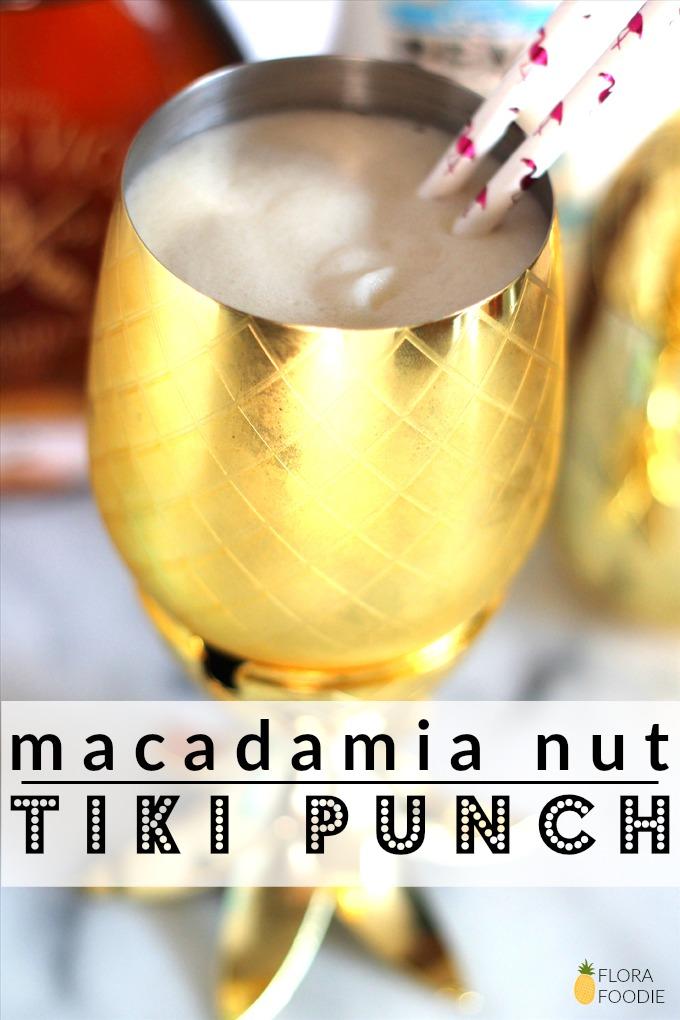 macadamia nut tiki punch