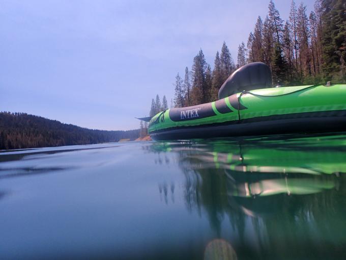 camping kayak
