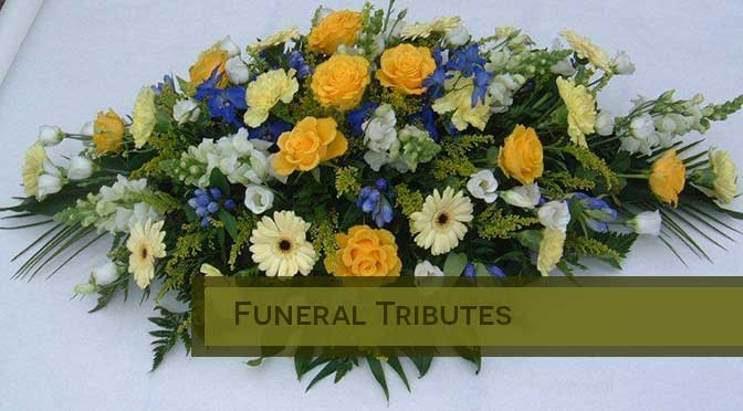Sympathy Flowers York & Funeral Tributes York