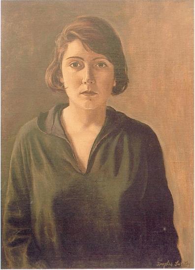 1928-Angeles-Santos-Torroella